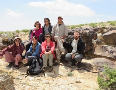 2015 - Lab Trip to Eastern Ramon Crater (2 days) picture no. 2