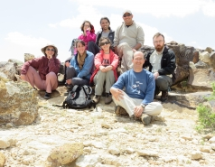 2015 - Lab Trip to Eastern Ramon Crater (2 days) picture no. 3