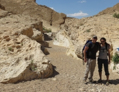 2015 - Lab Trip to Eastern Ramon Crater (2 days) picture no. 14