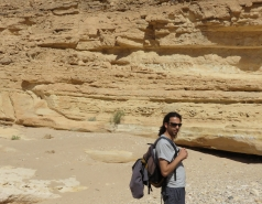 2015 - Lab Trip to Eastern Ramon Crater (2 days) picture no. 15