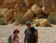 2015 - Lab Trip to Eastern Ramon Crater (2 days) picture no. 25