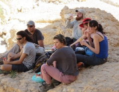 2015 - Lab Trip to Eastern Ramon Crater (2 days) picture no. 28