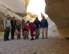 2015 - Lab Trip to Eastern Ramon Crater (2 days) picture no. 35