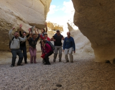 2015 - Lab Trip to Eastern Ramon Crater (2 days) picture no. 36