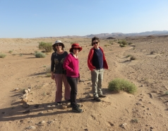 2015 - Lab Trip to Eastern Ramon Crater (2 days) picture no. 56