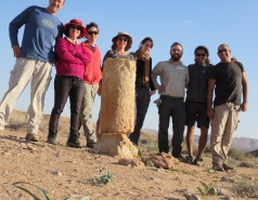 2015 - Lab Trip to Eastern Ramon Crater (2 days) picture no. 70