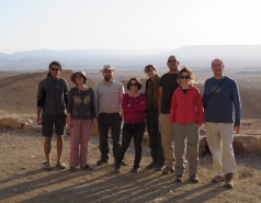 2015 - Lab Trip to Eastern Ramon Crater (2 days) picture no. 77