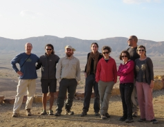 2015 - Lab Trip to Eastern Ramon Crater (2 days) picture no. 78