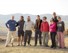 2015 - Lab Trip to Eastern Ramon Crater (2 days) picture no. 79