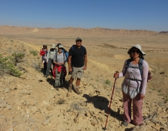 2015 - Lab Trip to Eastern Ramon Crater (2 days) picture no. 109