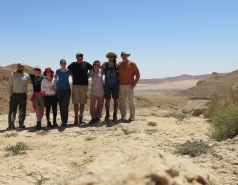 2015 - Lab Trip to Eastern Ramon Crater (2 days) picture no. 136