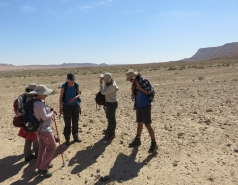 2015 - Lab Trip to Eastern Ramon Crater (2 days) picture no. 147