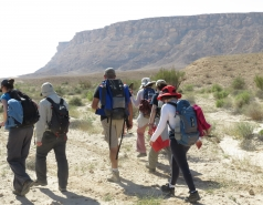 2015 - Lab Trip to Eastern Ramon Crater (2 days) picture no. 181