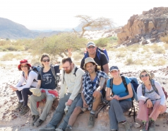 2015 - Lab Trip to Eastern Ramon Crater (2 days) picture no. 198