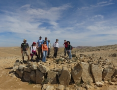 2016 - Lab Trip to Western Ramon Crater picture no. 6