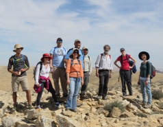 2016 - Lab Trip to Western Ramon Crater picture no. 7