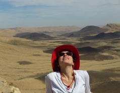 2016 - Lab Trip to Western Ramon Crater picture no. 15