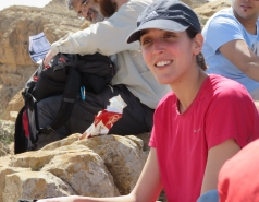 2016 - Lab Trip to Western Ramon Crater picture no. 16