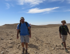 2016 - Lab Trip to Western Ramon Crater picture no. 18