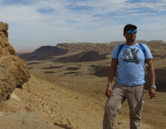 2016 - Lab Trip to Western Ramon Crater picture no. 21