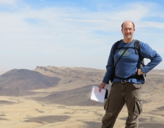2016 - Lab Trip to Western Ramon Crater picture no. 29
