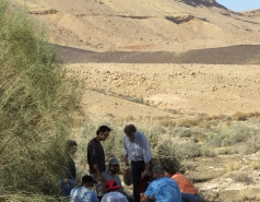 2016 - Lab Trip to Western Ramon Crater picture no. 38
