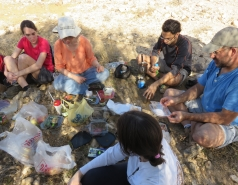 2016 - Lab Trip to Western Ramon Crater picture no. 44