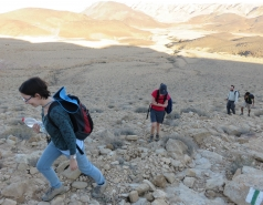 2016 - Lab Trip to Western Ramon Crater picture no. 92