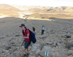2016 - Lab Trip to Western Ramon Crater picture no. 93