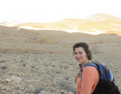 2016 - Lab Trip to Western Ramon Crater picture no. 94