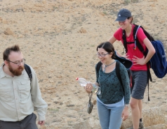 2016 - Lab Trip to Western Ramon Crater picture no. 96