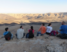 2016 - Lab Trip to Western Ramon Crater picture no. 103