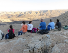 2016 - Lab Trip to Western Ramon Crater picture no. 104