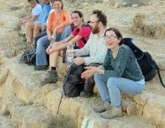 2016 - Lab Trip to Western Ramon Crater picture no. 105