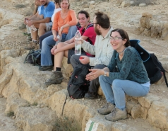 2016 - Lab Trip to Western Ramon Crater picture no. 106