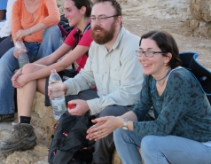 2016 - Lab Trip to Western Ramon Crater picture no. 107