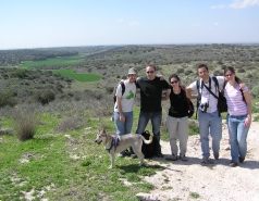 2009 - Lab Trip to Beit Guvrin picture no. 1