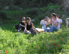 2009 - Lab Trip to Beit Guvrin picture no. 3