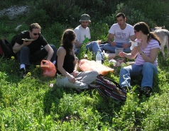 2009 - Lab Trip to Beit Guvrin picture no. 5