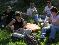 2009 - Lab Trip to Beit Guvrin picture no. 6