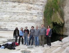 2010 - Lab Trip to Hod Akev and Ein Akev