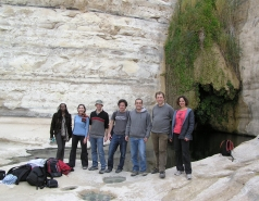 2010 - Lab Trip to Hod Akev and Ein Akev picture no. 33