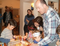 2012 - Farewell to Yossi and Hanukkah Lab Party picture no. 2