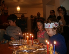 2012 - Farewell to Yossi and Hanukkah Lab Party picture no. 3