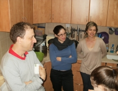2012 - Farewell to Yossi and Hanukkah Lab Party picture no. 6