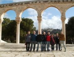 2011 - Lab Trip to Jerusalem picture no. 1