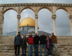 2011 - Lab Trip to Jerusalem picture no. 2