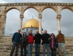2011 - Lab Trip to Jerusalem