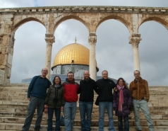2011 - Lab Trip to Jerusalem picture no. 3