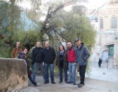 2011 - Lab Trip to Jerusalem picture no. 6